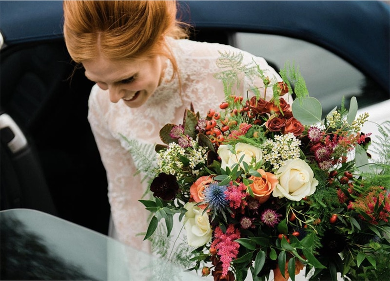 Çiçek Sepetinizde Mutluluk Olsun!